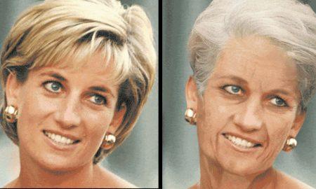 Princezná Diana, Michael Jackson či Kennedy. Ako by vyzerali dnes?