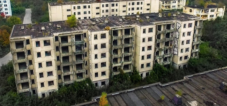 Maďarský Černobyľ? Szentkirályszabadja je ďalšie tajomné mesto duchov